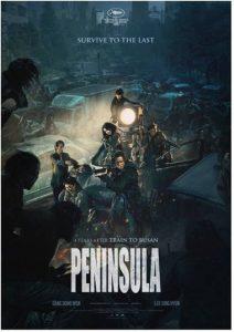 "PENINSULA – ""Das Zombie Spektakel des Jahres"""